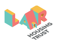 Lar Housing Trust logo